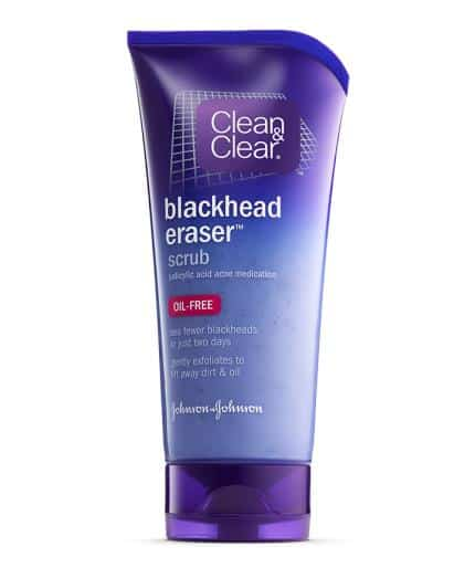 Clean & Clear Blackhead Eraser Scrub