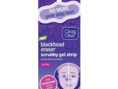 Clean & Clear Blackhead Eraser Scrubby Gel Strip