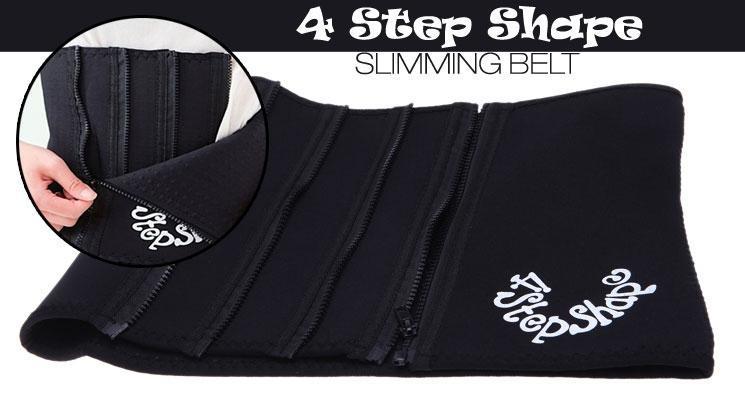 Korset 4 Step Shape Slimming Belt