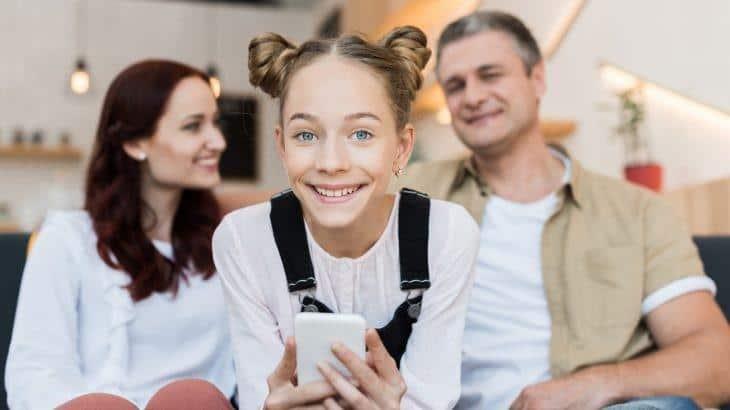 Dekat dengan Orang Tua