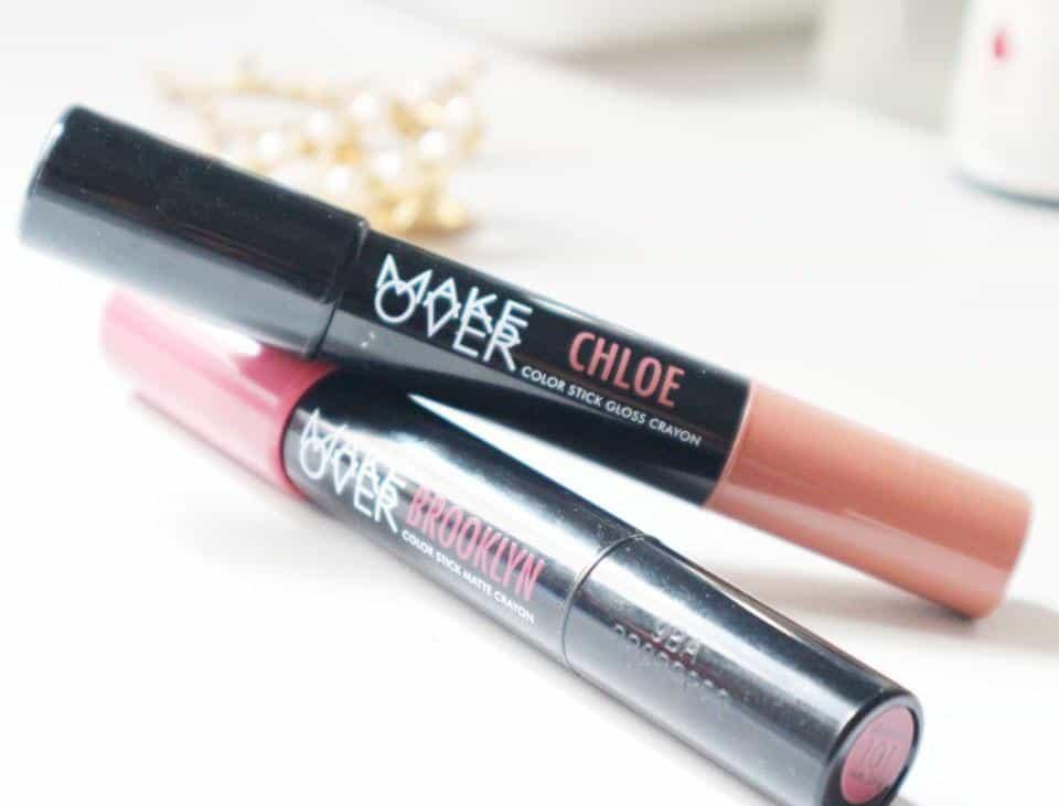 Make Over Color Stick Gloss Crayon