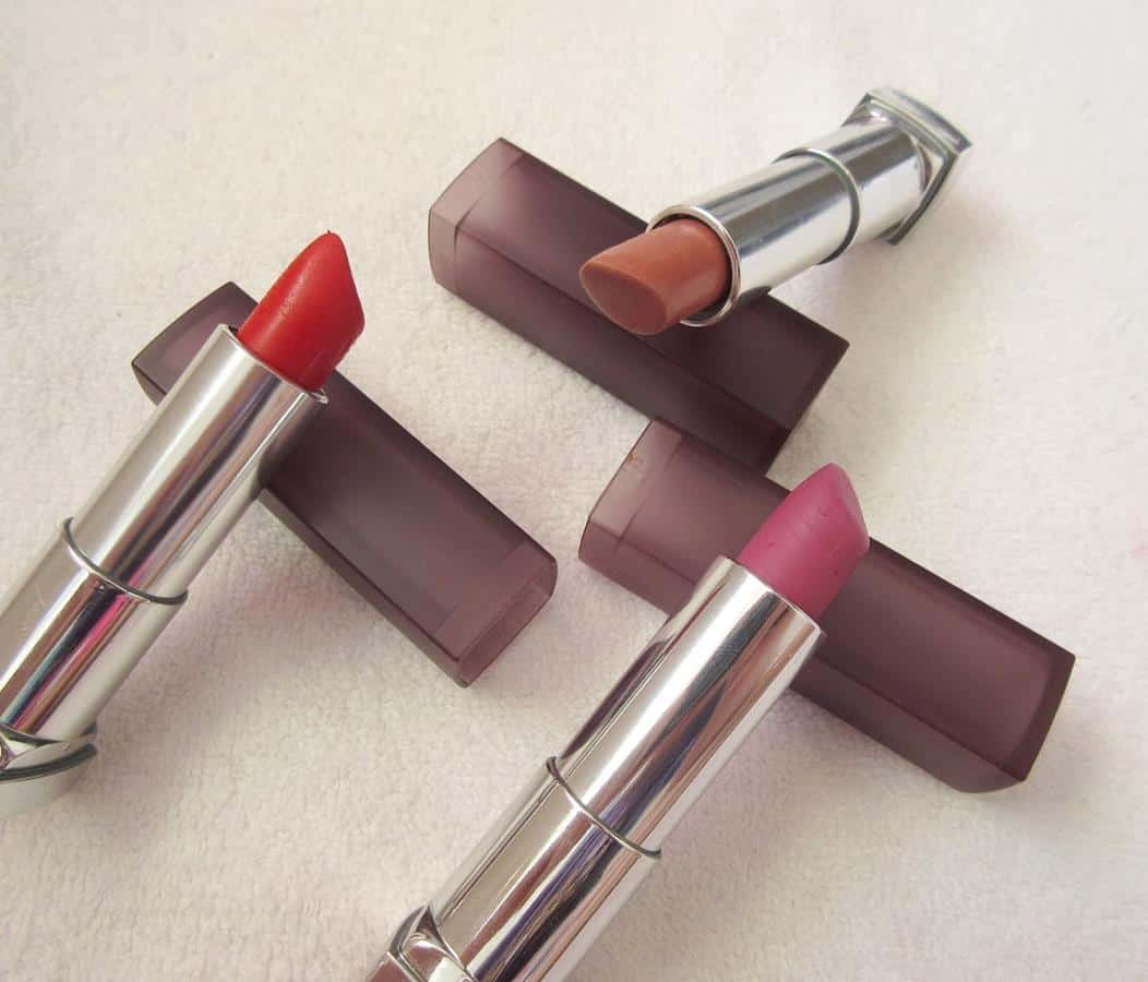 Maybelline Color Sensational The Creamy Mattes