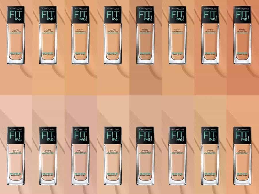 Review Maybelline Fit Me! Foundation untuk Makeup yang Matte 43