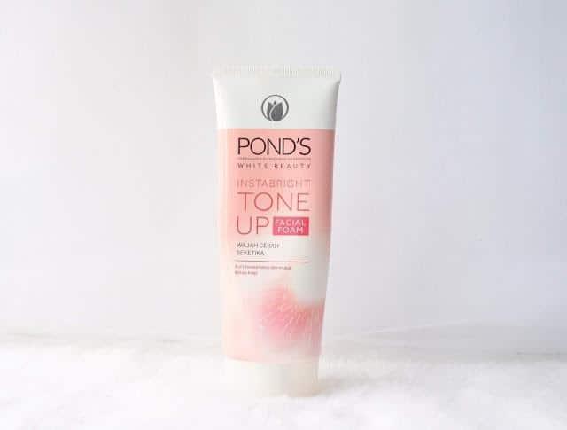 Ponds White Beauty Instabright Tone Up Facial Foam