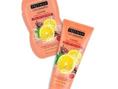 Produk Peel Off Mask terbaik_Freeman Sweet Tea Lemon Peel Off Clay Mask (Copy)