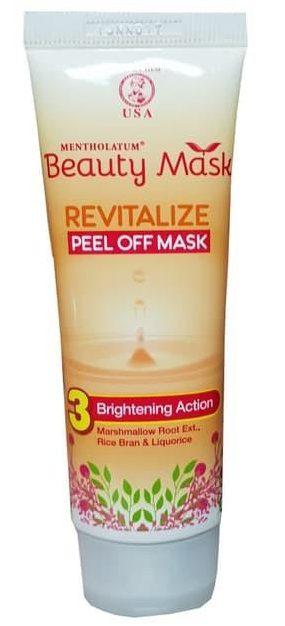 Produk Peel Off Mask terbaik_Revitalize Peel Off Mask dari Metholatum Beauty Mask (Copy)