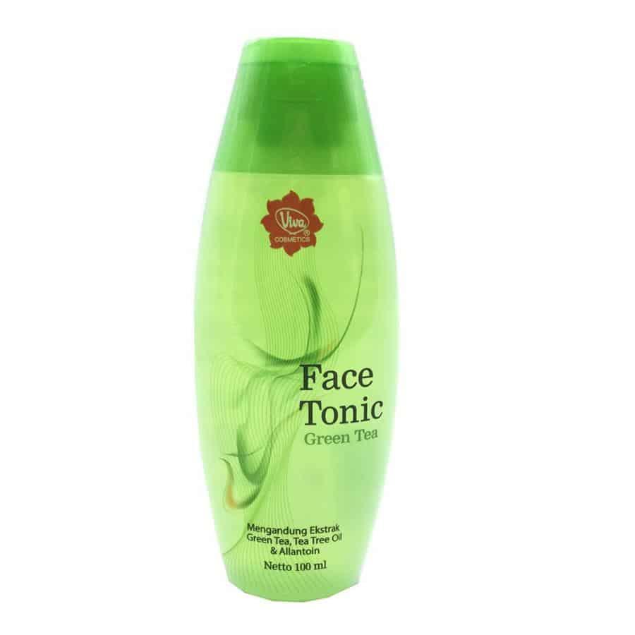 Viva Face Tonic Green Tea