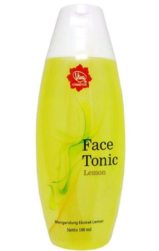 Viva Face Tonic Varian Lemon