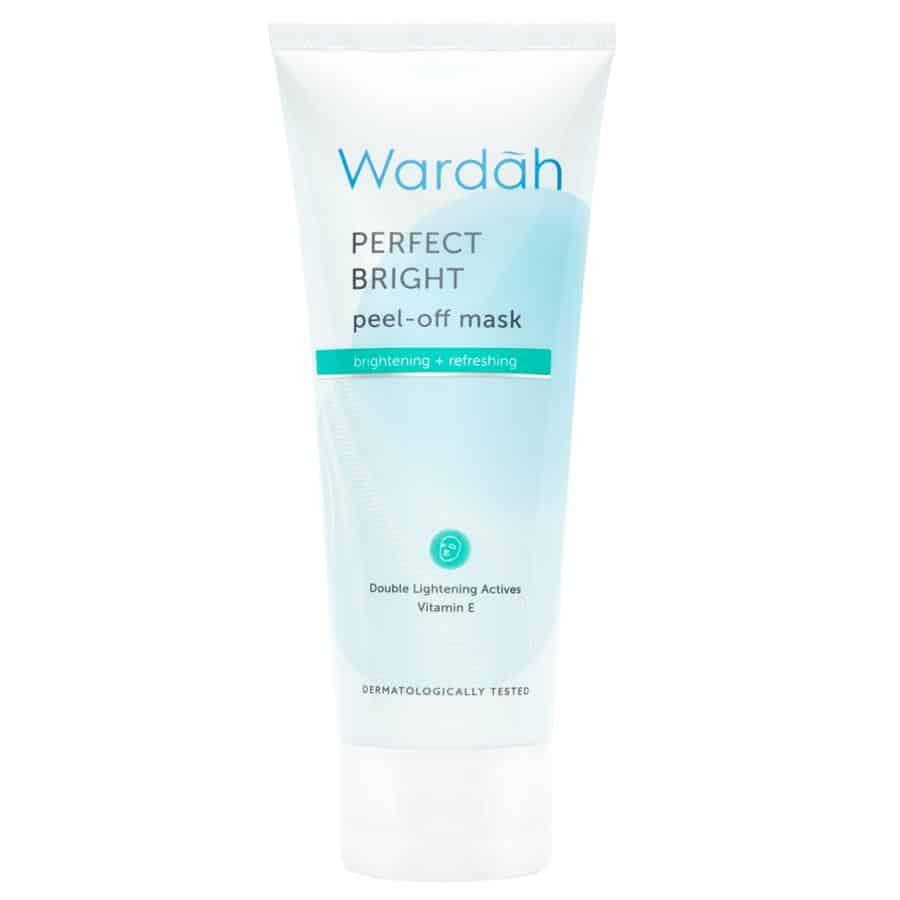 Wardah Perfect Bright Peel Off Mask