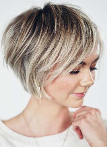 model rambut pendek untuk wajah bulat dan rambut tipis_short pixie bob (Copy)