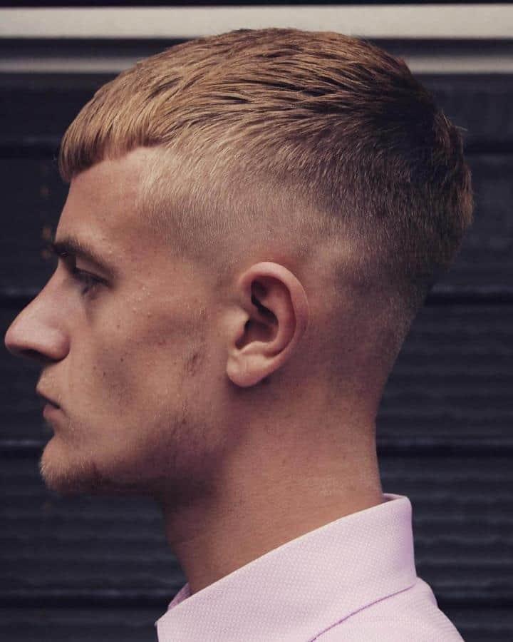 Tampil Manly dengan 10 Model Rambut Taper Fade untuk Pria