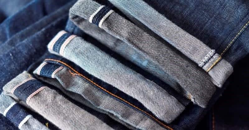 Celana Jeans Selvedge