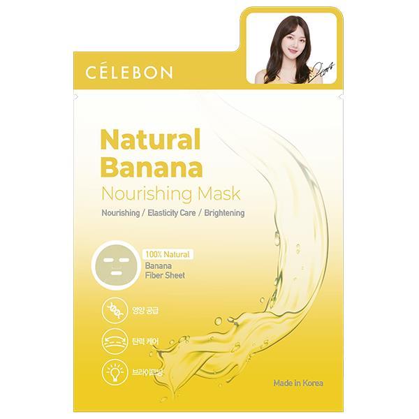 Celebon Natural Banana Nourishing Mask