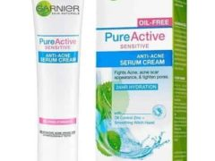 Garnier Sensitive Anti-Acne Serum Cream