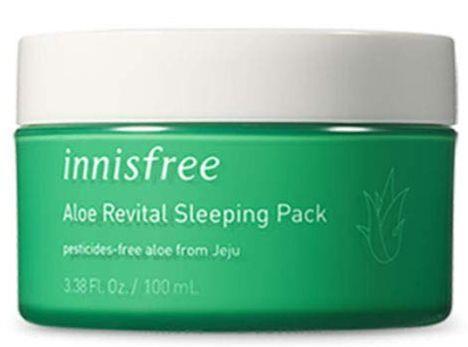 Innisfree Aloe Revital Sleeping Pack