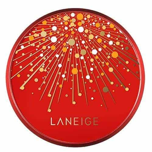 Laneige 2020 Bright New Year Collection-BB Cushion