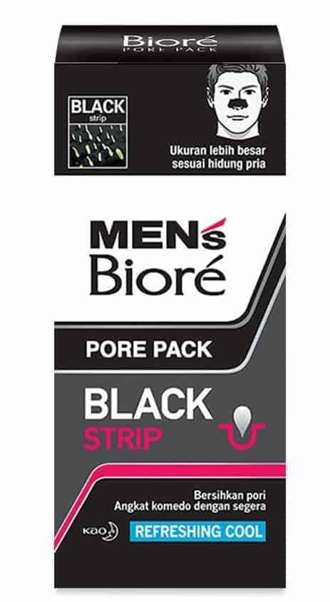 Men's Biore Pore Pack