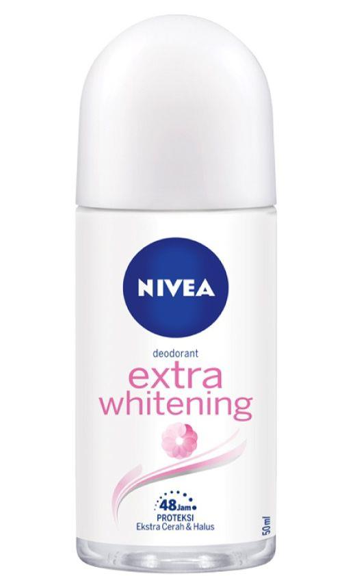 Nivea Extra Whitening Advanced Care Deodorant