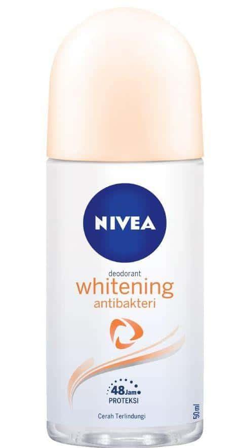 Nivea Whitening Anti Bakteri Deodorant