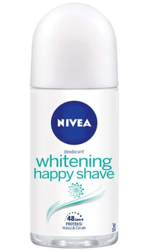 Nivea Whitening Happy Shave Roll On