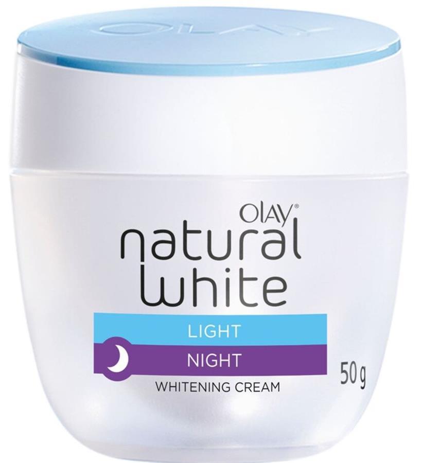 Olay Natural White Light Night Cream
