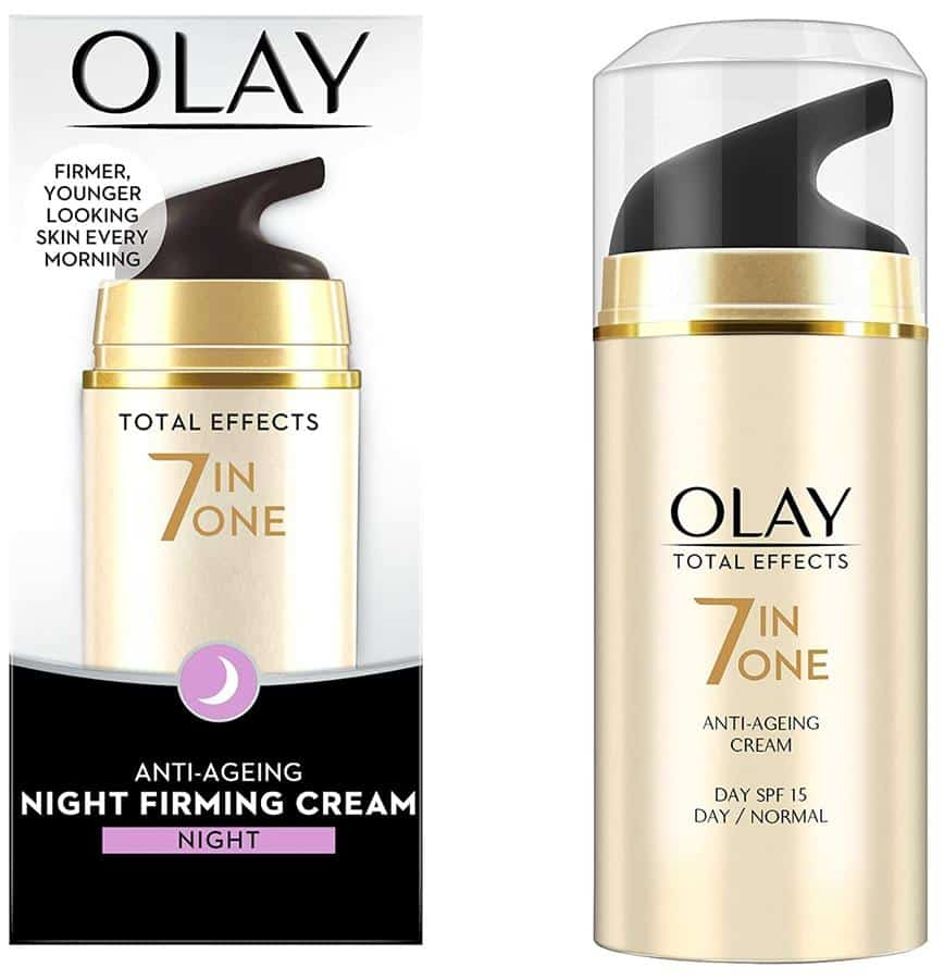 Olay Total Effect 7 in One Anti-ageing Night Cream
