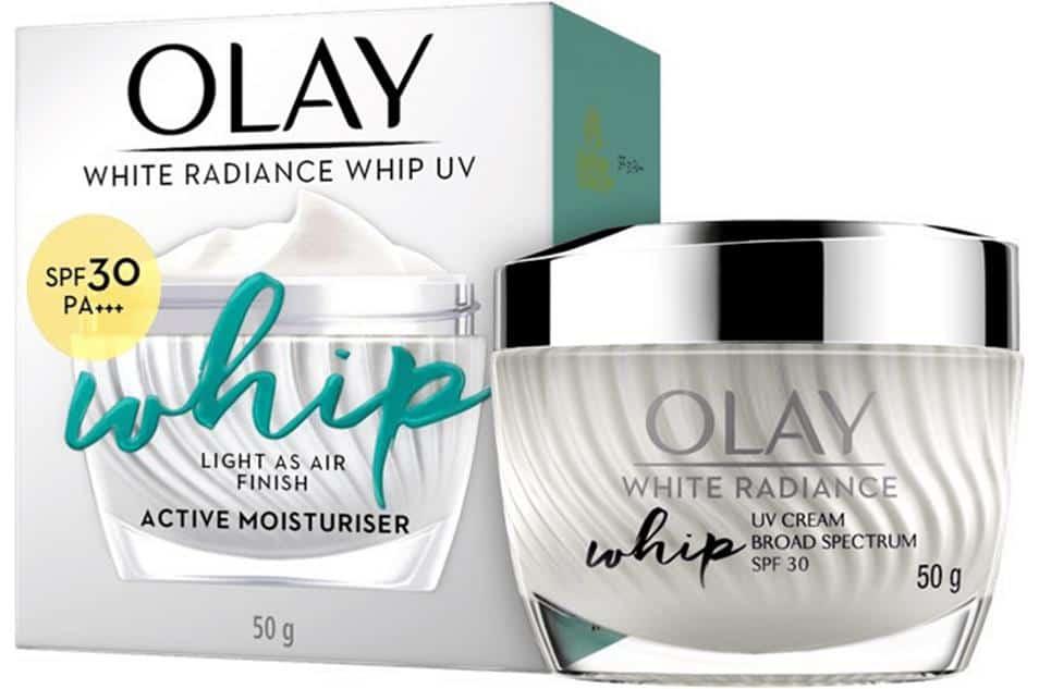Olay White Radiance Whip UV