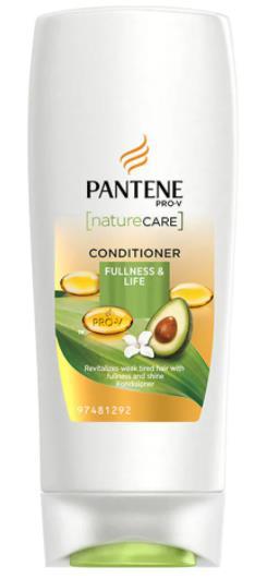 Pantene Nature Care Fullness & Life Conditioner