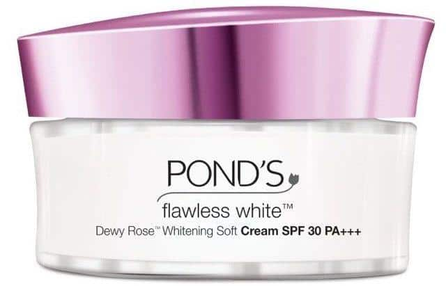 Pond's Flawless White Dewy Rose Whitening Soft Cream SPF 30 PA++