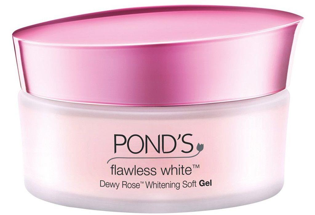 Pond's Flawless White Dewy Rose Whitening Soft Gel