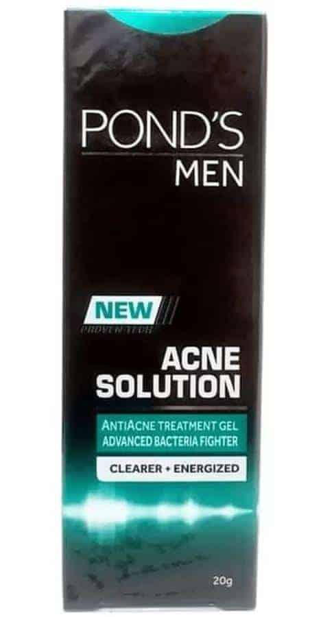 Pond's Men Acne Solution Face Moisturizer