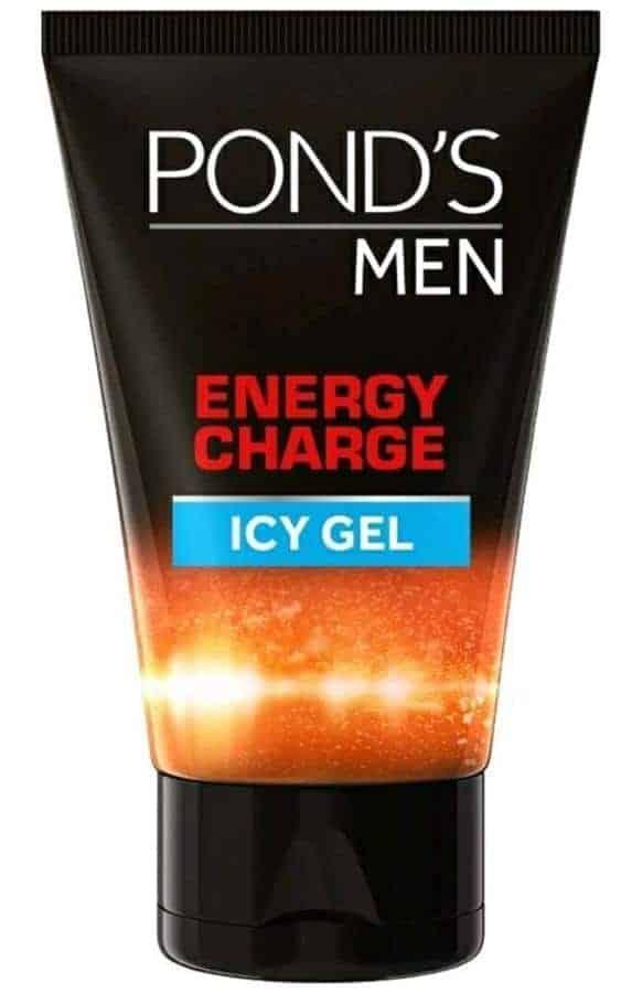 Pond's Men Energy Charge Icy Gel Scrub
