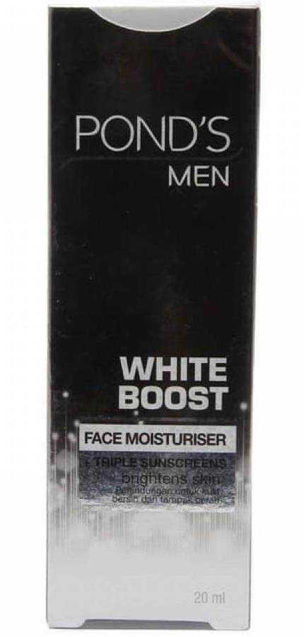 Pond's Men White Boost Face Moisturizer