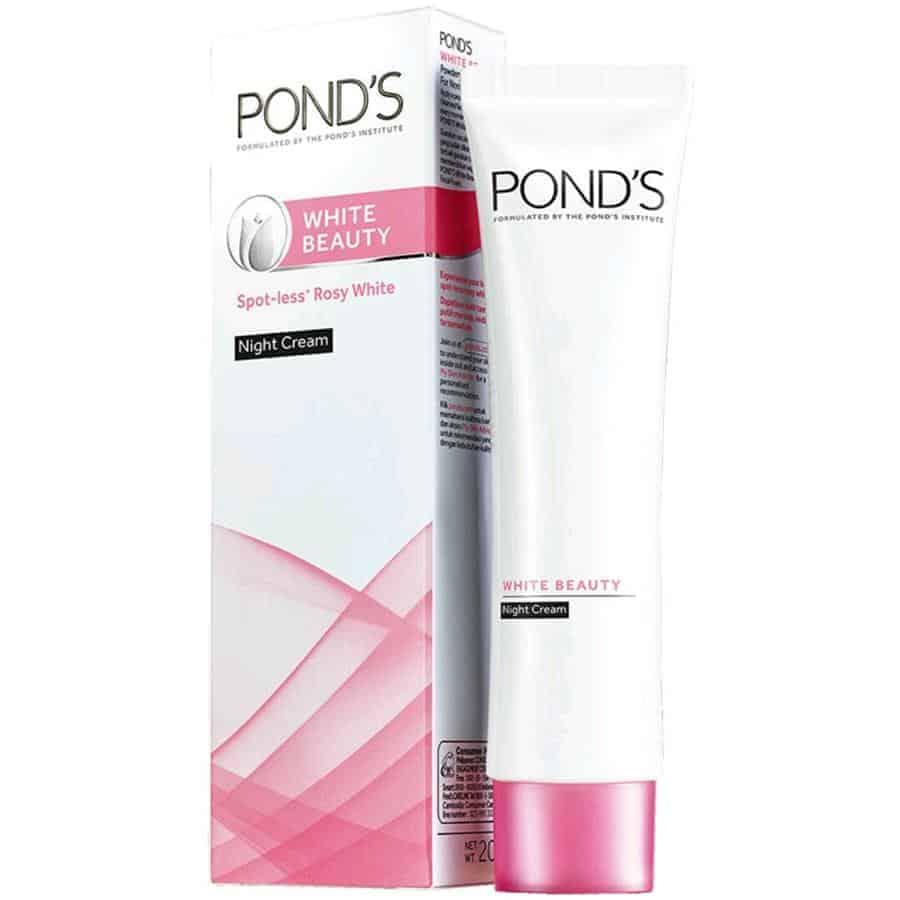 Pond's White Beauty Night Cream
