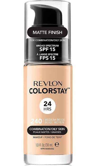 Revlon ColorStay Makeup For Combination Oily Skin SPF 15