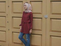 Warna Jilbab untuk Baju Merah Marun_pattern (Copy)