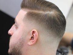 model rambut pria gemuk_classic pompandour (Copy)