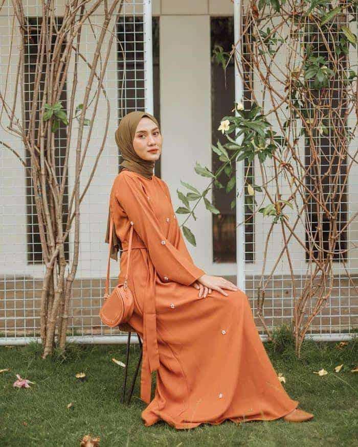 warna hijab untuk baju oranye_olive (Copy)