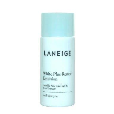Cara Pakai Laneige White Plus Renew Trial Kit_Gunakan White Plus Renew Emulsion (Copy)