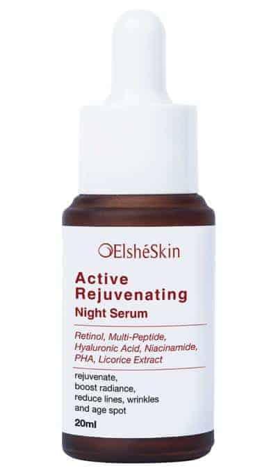 ElsheSkin Active Rejuvenating Night Serum