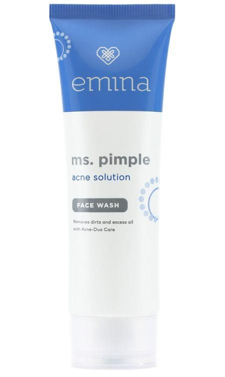 Emina Ms. Pimple Acne Solution Face Wash