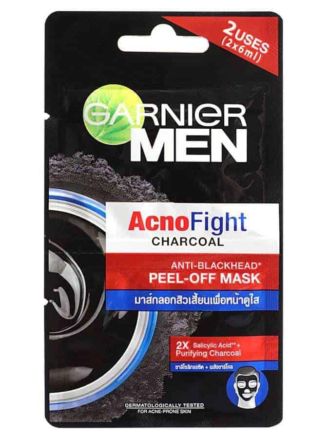 Garnier Men Acno Fight Peel Off Mask