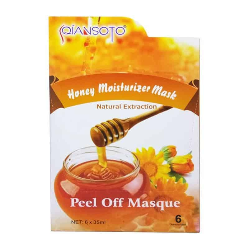 Manfaat masker Qiansoto_Qiansoto Honey Moisturizer & Nourishing Mask (Copy)