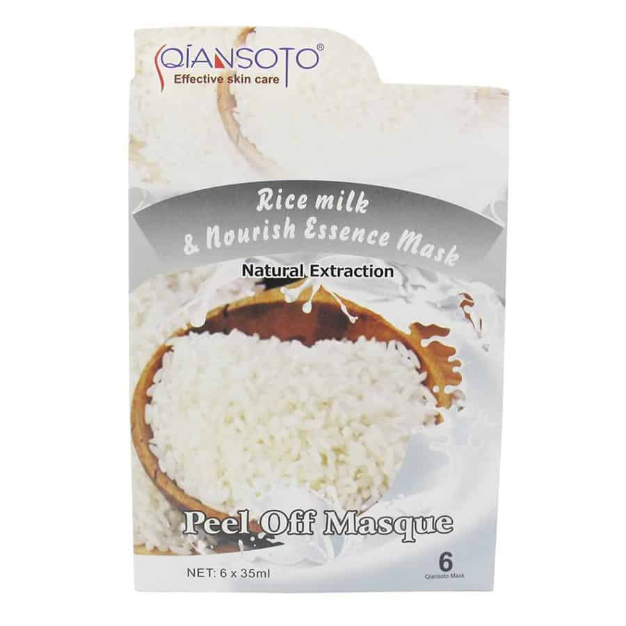 Manfaat masker Qiansoto_Qiansoto Rice Milk & Nourish Essence Mask (Copy)
