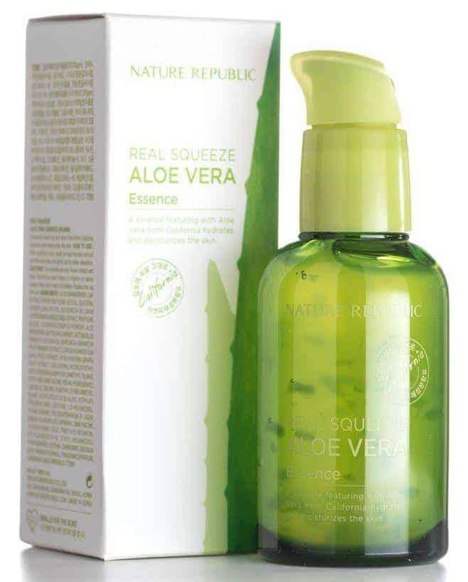 Nature Republic Real Squeeze Aloe Vera Essence