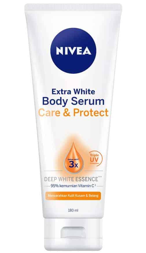 Nivea Extra White Care & Protect Serum