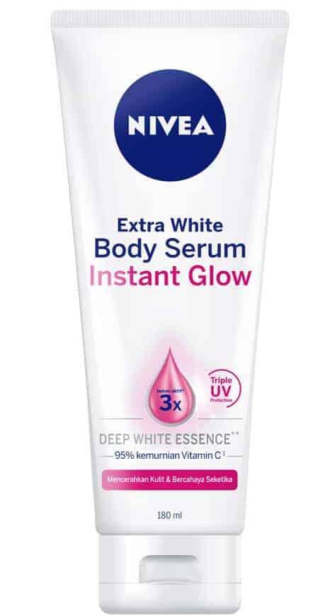 Nivea Extra White Instant Glow Serum