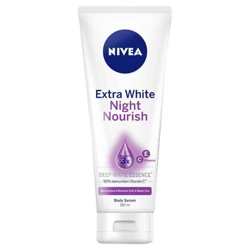 Nivea Extra White Night Nourish Serum