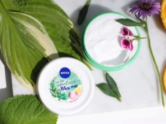 Nivea Soft Mix Me Chilled Green Oasis