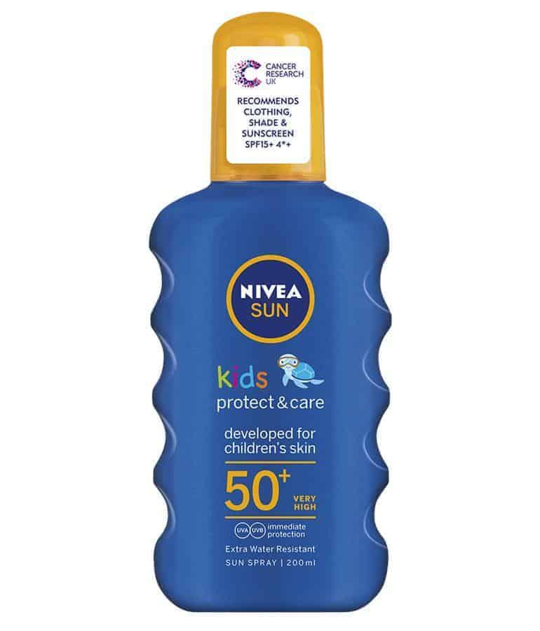 Nivea Sun Kids Protect & Care Spray SPF 50+